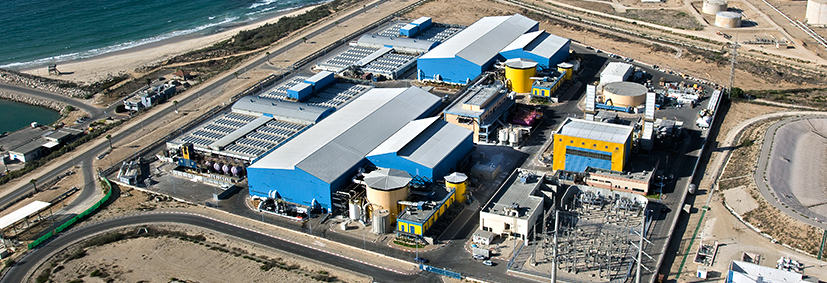 Water Desalination Station