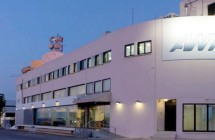ANT1 TV station Building in Nicosia