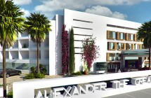 Alexander the Great Beach Hotel, Pafos
