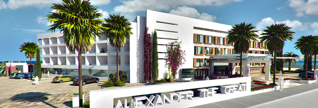 Alexander the Great Hotel