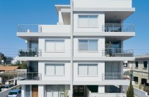 Agios Dometios Residential block in Nicosia
