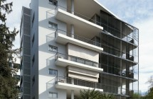 Prince Residential block in Nicosia