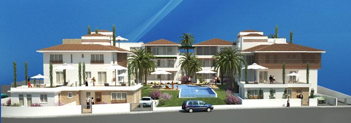 Aqua View Apartments